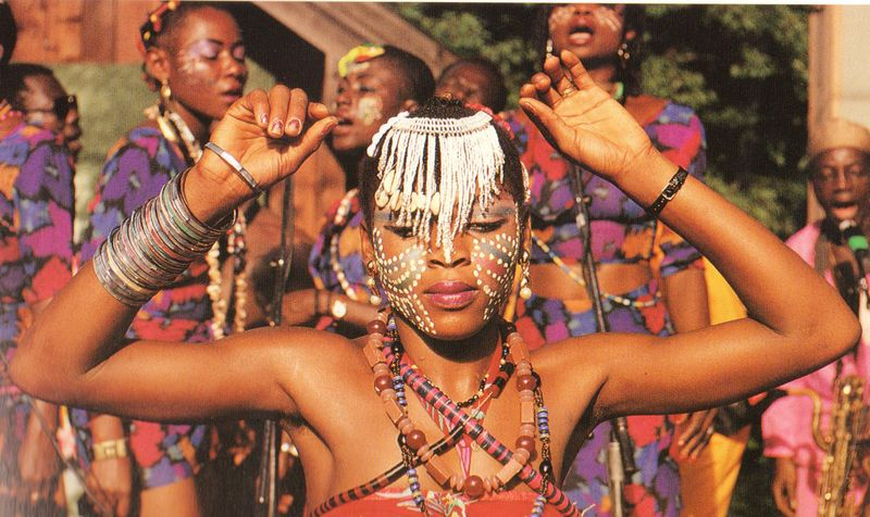AfricanLady!