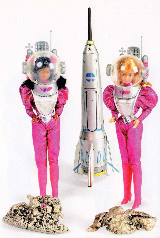 Barbieinspace