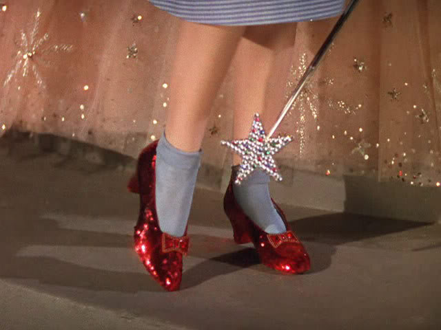 Shoe 5 ruby slippers 2